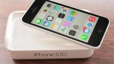Apple iPhone 5c - 8GB - White Smartphone,unlocked 100%,Bell,Chatr,Fido,AT&T
