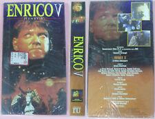 VHS film ENRICO V Henry V SIGILLATO Kenneth Branagh CINEMA L'UNITA'(F165) no dvd