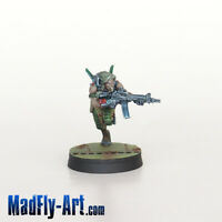 Yuan Yuan Rifle MASTERS6 Infinity painted MadFly-Art
