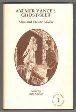Aylmer Vance: Ghost-Seer by Alice Askew Claude Askew