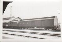 Foto Treno Vagone Passeggeri ca.7x9 (G1195)