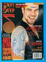 SKIN DEEP Magazine - Vol.4 Issue 10 - Interview Jonior, Spitfire Tattoo