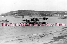 CO 198 - Sea Plane, Scilly Isles, Cornwall - 6x4 Photo