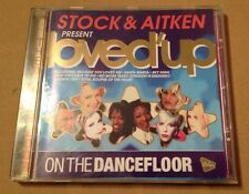 Stock & Aitken - Loved'Up On The Dancefloor Cd. Hard To Find.  PWL SAW Interest