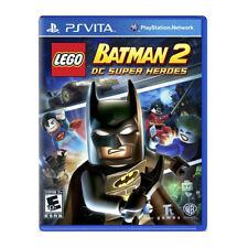 French Only Lego Batman 2 DC Super Heroes [E10+] (PS Vita)