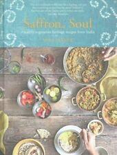 Saffron Soul: Healthy, vegetarian heritage recipes from India, Manek, Mira