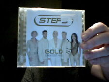 GOLD STEPS GREATEST HITS CD ALBUM  IDEAL BIRTHDAY GIFT! SAVE THE ££££s