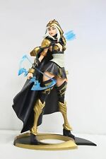 LOL League Of Legends the Frost Archer Ashe Unlocked PVC Figure 3D Statue Model