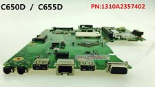 Toshiba Satellite C650D C655D AMD Laptop Motherboard,1310A2357402 V000225010, A
