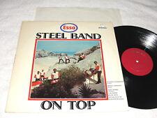 "Esso Steel Band ""On Top"" 1969 Reggae/Calypso LP, Nice EX!, Bermuda, O.U.R."