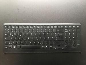 original Tastatur  Sony PCG 81313M deutsch