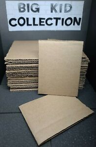 3x4 Corrugated Cardboard Sheets Inserts (50 Pack) Protective Sheet For Shipping