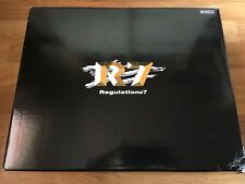 SEGA Dreamcast Regulation #7 R7 Boxed Console HKT-3000 Limited Edition
