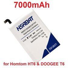HSABAT 7000mAh Battery for Homtom HT6 & DOOGEE T6 & DOOGEE T6 Pro