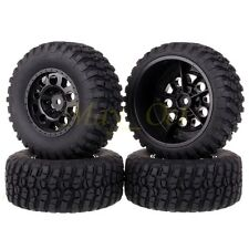 4x RC 1/10 Wheel Rim & Tyres,Tires Fit Traxxas Slash 4x4 Pro-Line Racing 1182-13