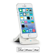 Apple Naztech MFi 8pin Charge & Sync Super Dock for Apple iPhone 6,5, & iPads