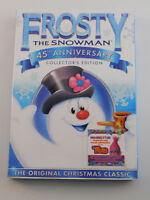 Frosty the Snowman 45th Anniversary Collector's Edition DVD NEW SEALED w/ Slip