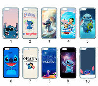 Lilo & Stitch Ohana Family For Samsung iPhone iPod LG Moto SONY HTC HUAWEI Case