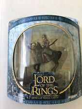 Lord Of The Rings Toy Biz Armies Of The Middle Earth, EOMER On Horseback NIP