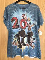 Disney World T-shirt 2010. BNWT. Size Xxl