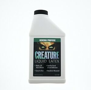 Creature Liquid Latex - 16oz - For Professional Effects