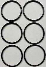 Replacement Grip O Rings (BLACK) Fits Zeebaas Reel Knob (Not OEM)