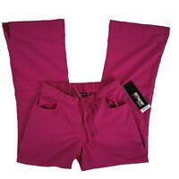 Grey's Anatomy Scrub Pant Bottoms 4232 Raspberry Tart
