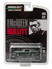 Greenlight 1:64 Bullitt (1968)-Ford Mustang GT Fastback Die-cast Model - 44721