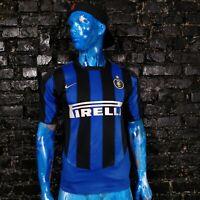 Inter Milan Jersey Home football shirt 2003 - 2004 Multicolor Nike Trikot Mens S