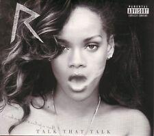 RIHANNA Talk That Talk Deluxe NM 2011 Def Jam Hong Kong complete digipak
