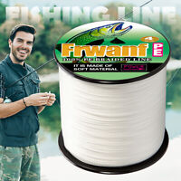 Super Strong 100M-2000M PE Braided Fishing Line 6LB-100LB Multifilament PE Lines