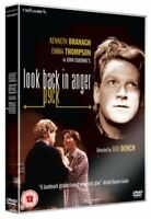 Nuovo Effetto Back IN Anger DVD