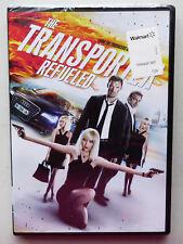 The Transporter Refueled (DVD, 2015) Ed Skrein, Ray Stevenson Nonstop Action NEW