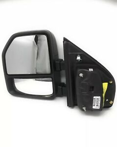 OEM 2017-2019 Ford F250 F350 Super Duty LH Manual Mirror FD# HC3B-17683-BH5YGY
