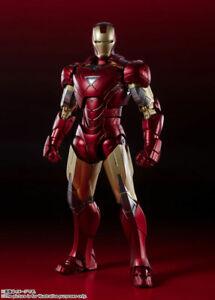 S.H.Figuarts Iron Man Mark.6 -[BATTLE DAMAGE] EDITION- (Avengers)(Released)