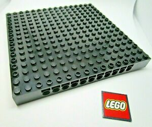 LEGO ART Technic 16x16 x 1.33 with Holes Black - Design 65803 Wall Art Mosiac