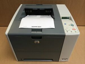 HP LaserJet P3005dn P3005 Mono Network & Duplex Ready Laser Printer + Warranty