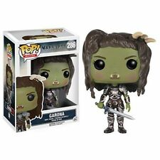 Funko POP ! Warcraft - POP Vinyl Garona 286