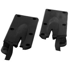 1967 68 Mustang New Rubber Quarter Vent Window End to Body Seals Pair 2pc- 3607G