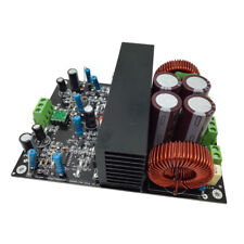 IRS2092 High Power audio amplifier 600W*2  Class D HiFi amplifier board