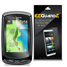4X EZguardz Screen Protector Skin HD 4X For Garmin Approach G6 Golf GPS (Clear)