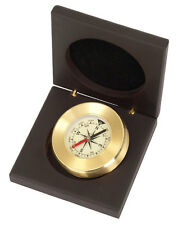 Kasper & Richter Amalfi brass compass