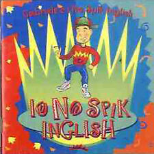 CD IO NO SPIK INGLISH GABRIELE NUOVO ORIGINALE SIGILLATO NEW ORIGINAL SEALED ITA