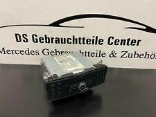 Mercedes C-Klasse W204 Comand APS Radio Navi Bedienteil DVD Wechsler A2049062900