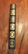 FAUST, GOETHE Franklin Library Great Books Western World