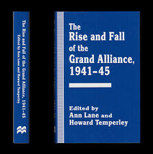 RISE AND FALL OF THE GRAND ALLIANCE 1941-45 Germany Japan BRITAIN AMERICA RUSSIA
