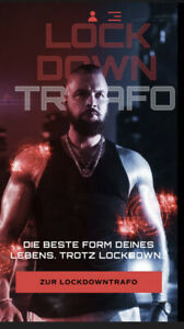 Hometrafo | Lockdown trafo | Bosstransformation | Kollegah