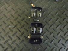 2003 MERCEDES C CLASS C200K SE 4DR AUTO DRIVERS FRONT WINDOW SWITCH A2038200110