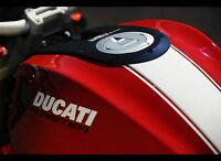 2 Pics DUCATI MONSTER Motorcycle Decal Vinyl Sticker #3