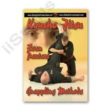 Okinawan Kyusho Jitsu Grappling #4 Dvd clinch demolitions jiu Evan Pantazi